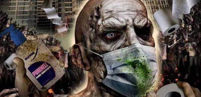 corona zombies film